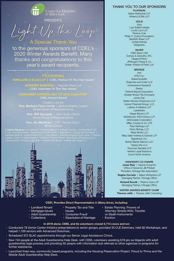 CDEL Law Bulletin Ad 2020 Thank You Ad v
