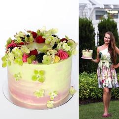 Cake 120 #Sydneycake #cakes #Sydneypatti