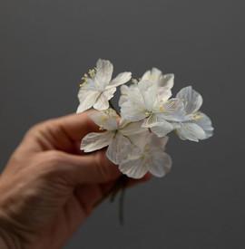 Hand made wafer paper cherry blossom  Al