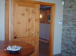 Reception Door
