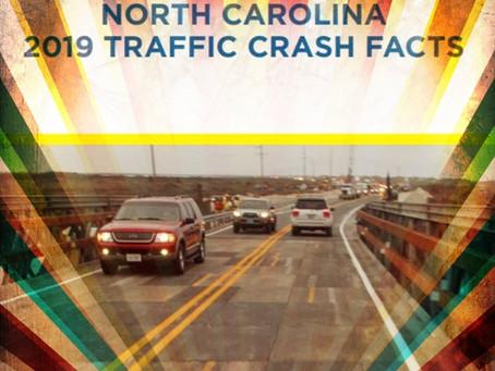 Car Accident Statistics in North Carolina (2019)
