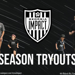 2021-2022 Season Tryouts & Pre-Tryout Camp