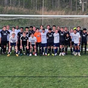 Reinhardt Men's JV Soccer Welcomes Impact's 02 and 04 boys