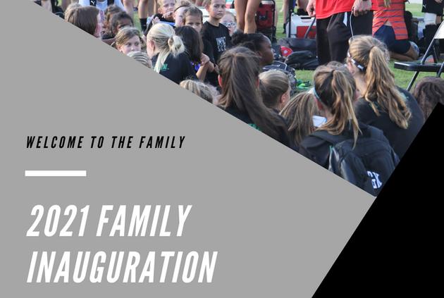 Family Inauguration