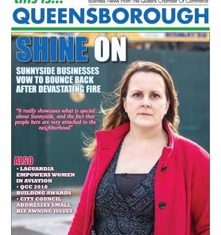 Queensborough Magazine Article