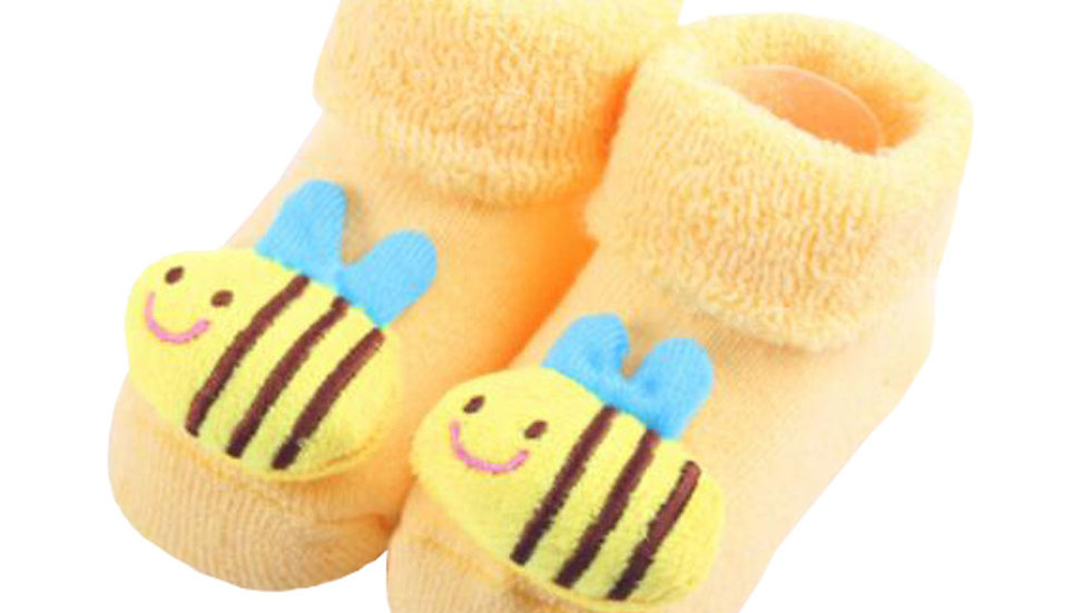 Designer Baby Bee Socks