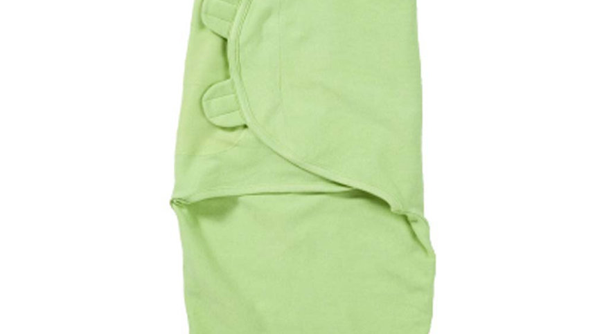 Green Swaddling Blanket