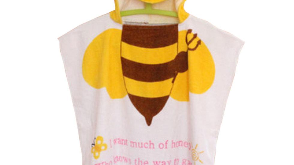 Baby Bumblebee Bathrobe