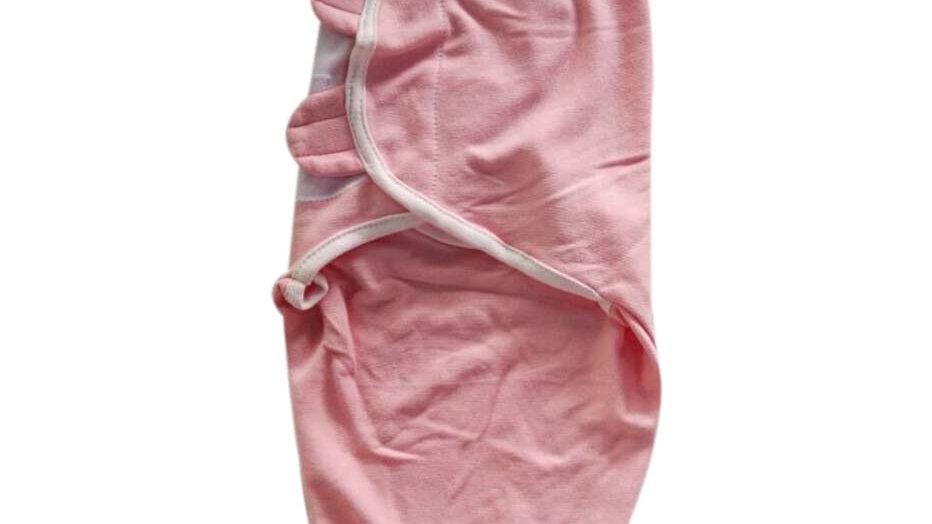 Pink Swaddling Blanket