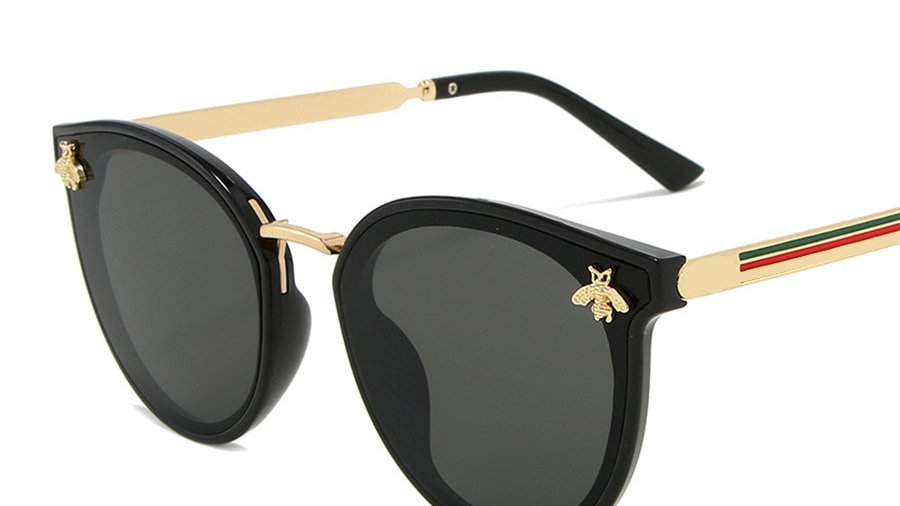 Luxury Retro Sunglasses