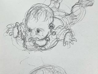 Sidney sketches.