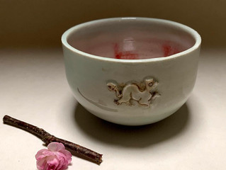 Spring time Tea bowls