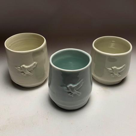 Nightingale Teabowls