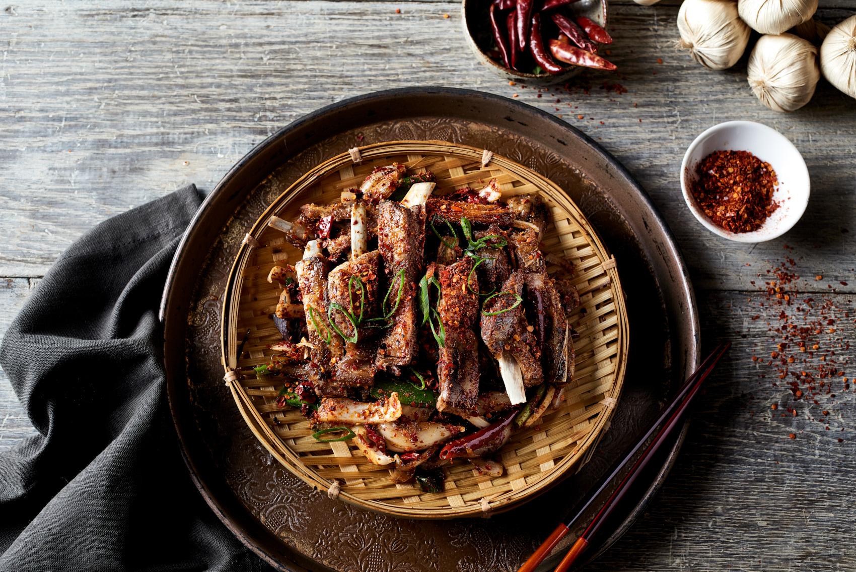 Tender lamb ribs-05