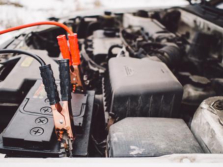バッテリー点検と交換