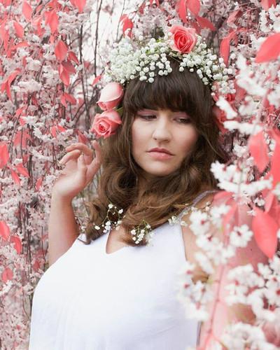 Bridal Rose Photoshoot