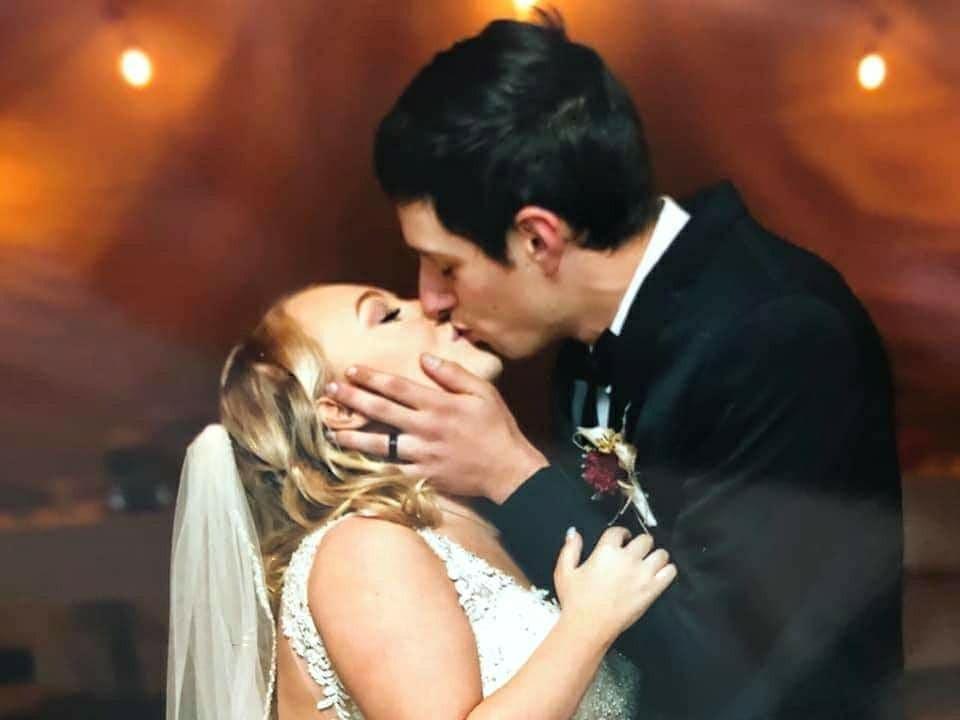 Bride and Groom Wedding Makeup