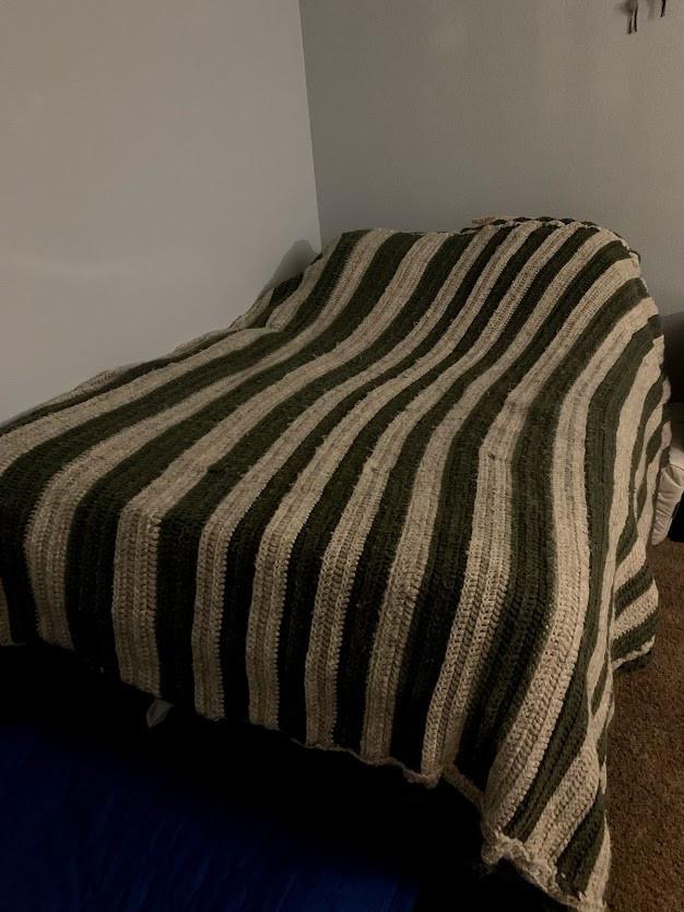 Afgan (Crochete)