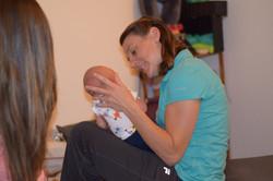 Babies need adjusted too