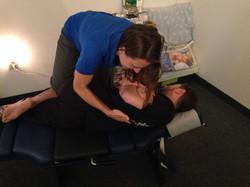 Dr. Kelly Cullen @ Adjusting Health