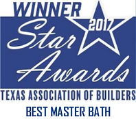 2017 Texas Association of Builder Star Award Winner