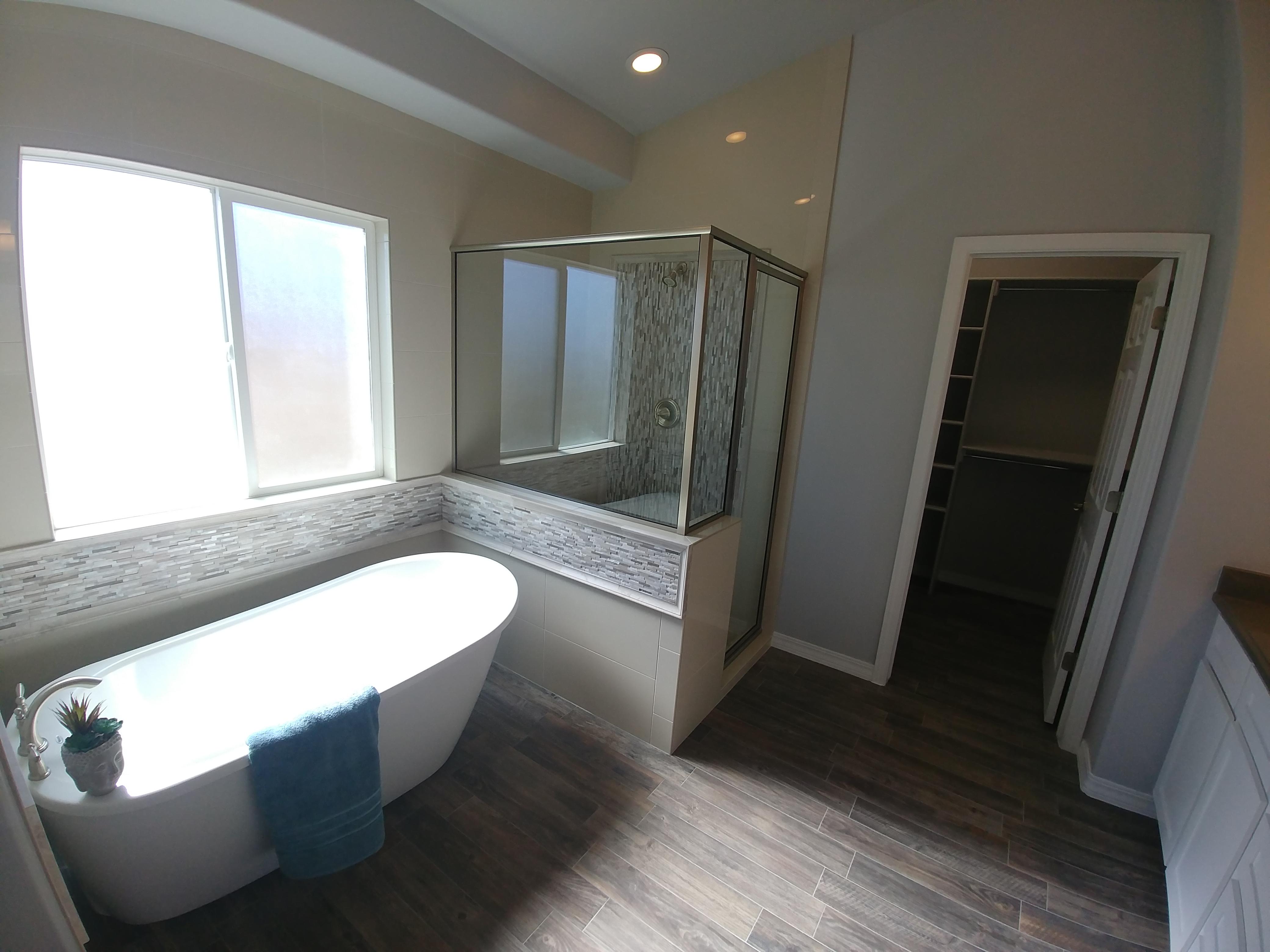 Home Master Bath