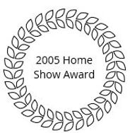 2005 Home show award