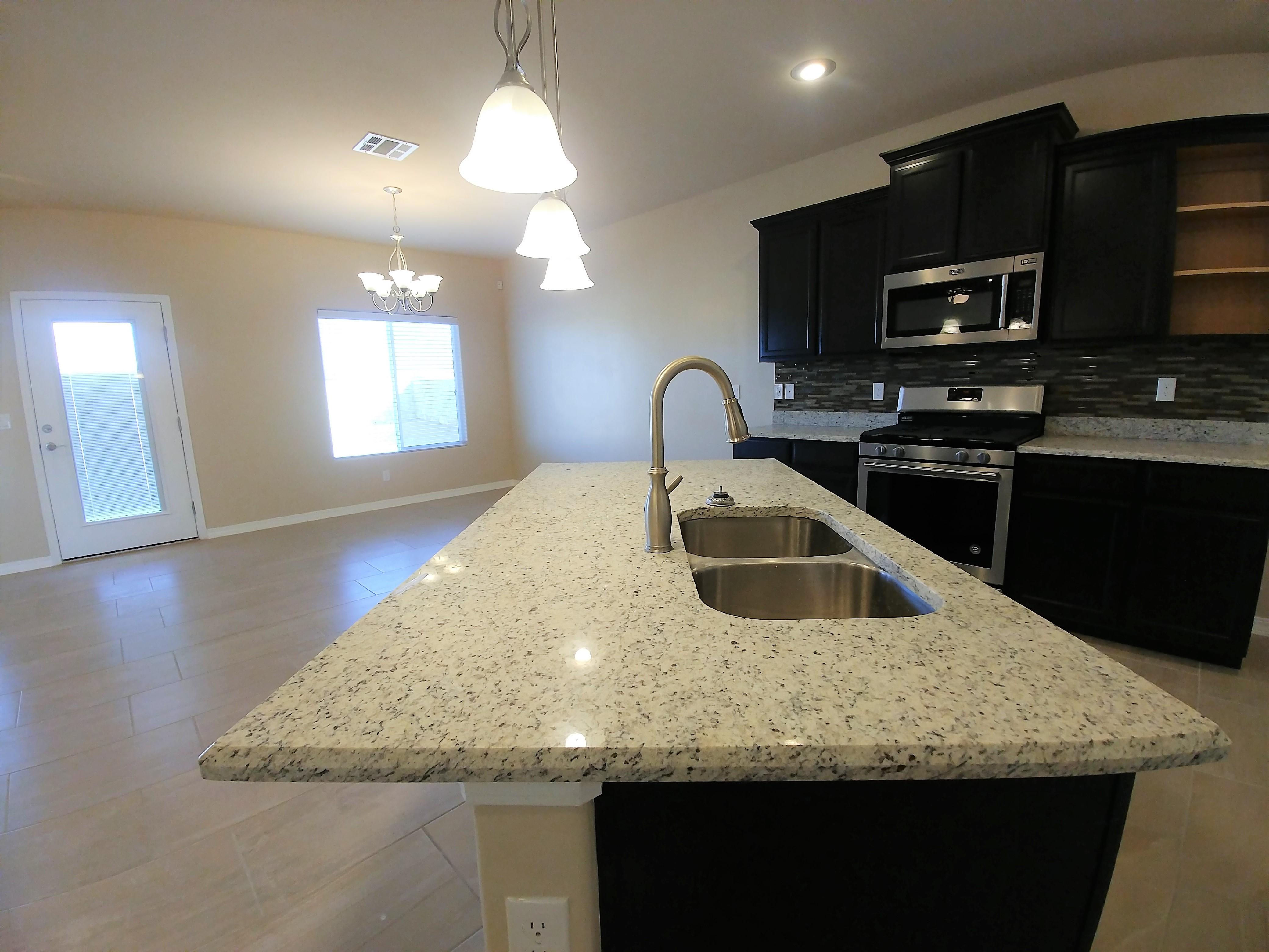2050 Floor Plan - Kitchen