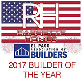2017 home builder of the year