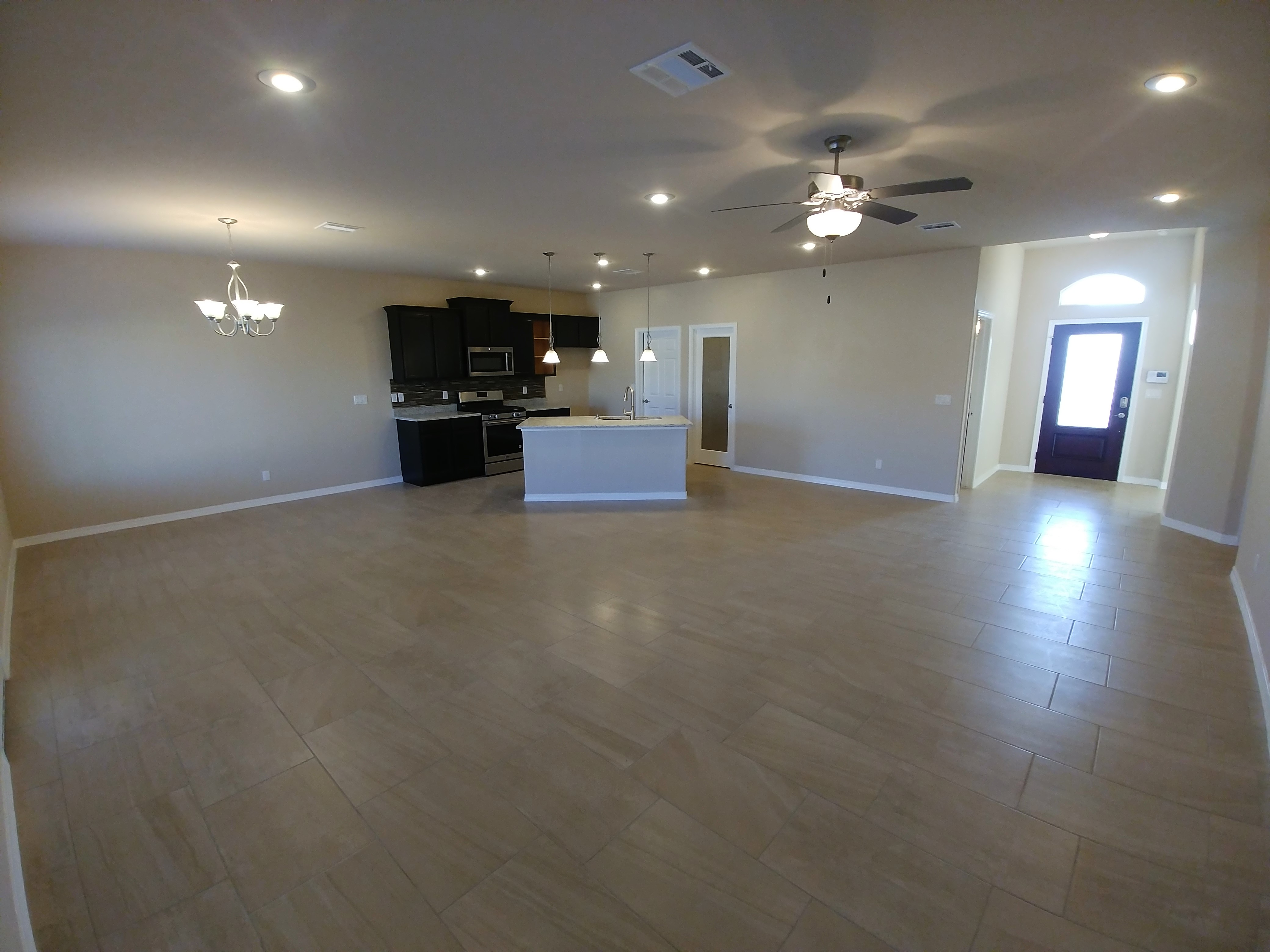 2050 Floor Plan - Great Room