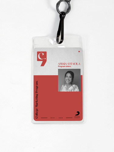 Identification Badge