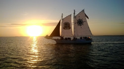 Sunset Sail in Destin, Fl