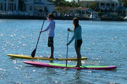 Paddleboard Rental at AJ's