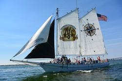 Sailing Charter in Destin, Fl