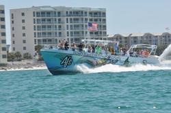 AJ's daytime dolphin cruise
