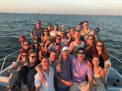 AJs Sunset Dolphin Cruise Destin