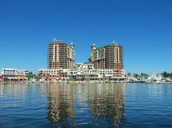 Destin Harbor in Destin, Fl