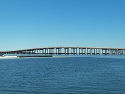 Dolphin Cruise under Destin Bridge