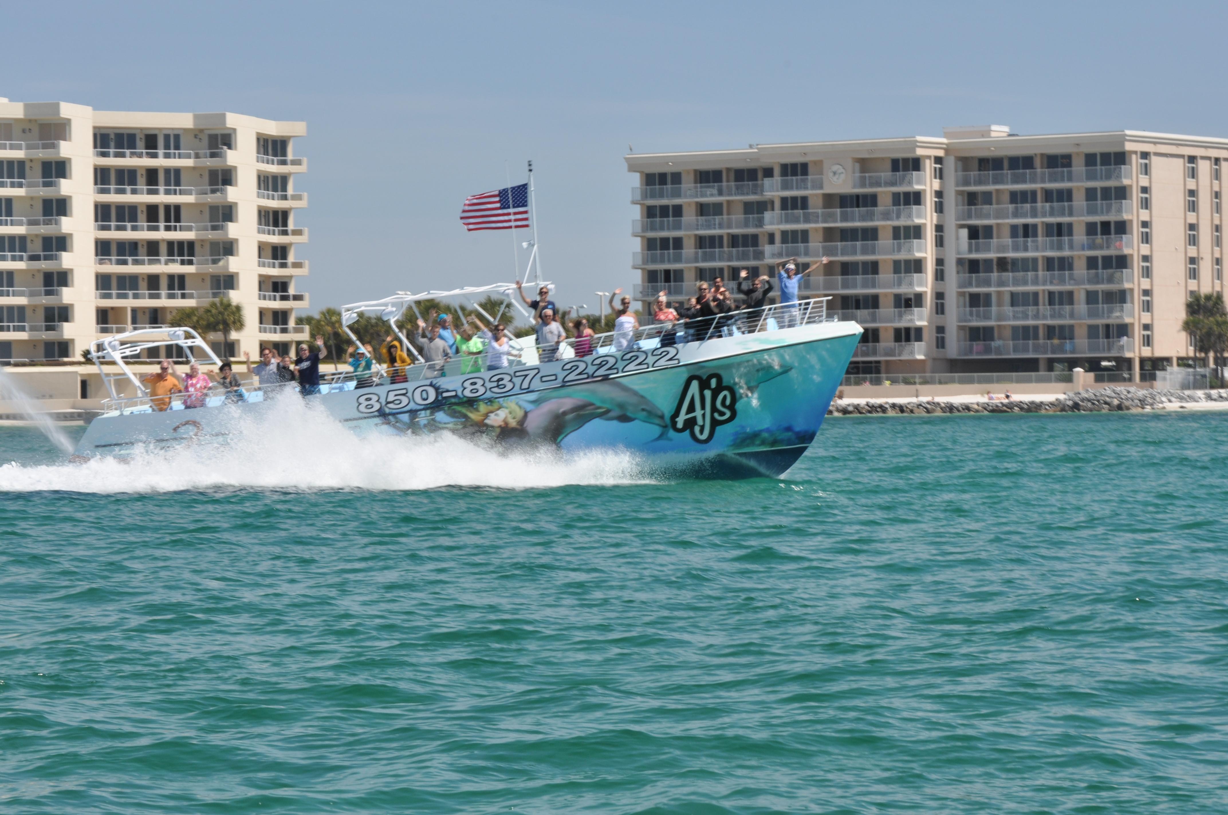 Dolphin Cruise Destin, Fl