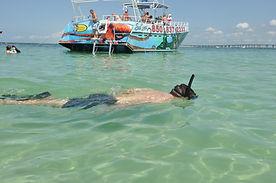 snorkeling trip Destin Fl, Destin Snorkeling tours, Snorkeling Destin Fl