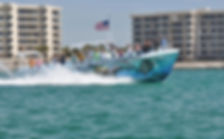 Dolphin Boat Tours in Destin Florida