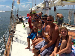 Best Sailing Cruise in Destin