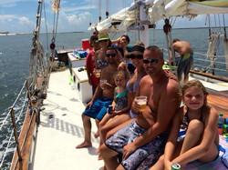 Best Sailing Cruise in Destin