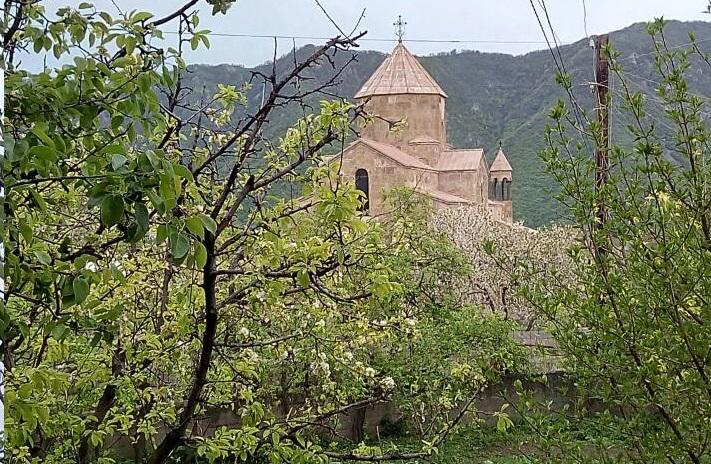 Одзун церковь