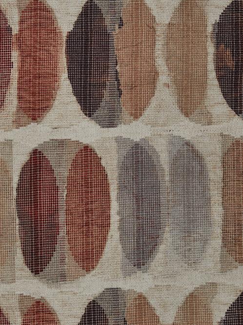 554-91 Modern Ovals Sienna
