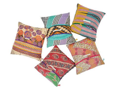 Sari Pillows