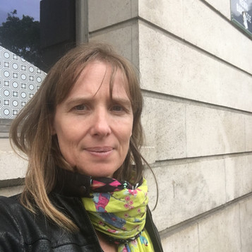 Sarah Anderson, Chef Monteuse, LMA