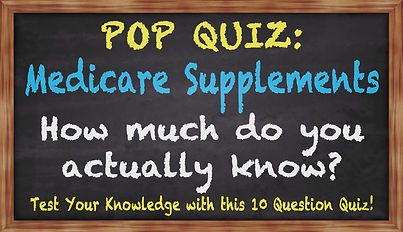 Medicare Pop Quiz