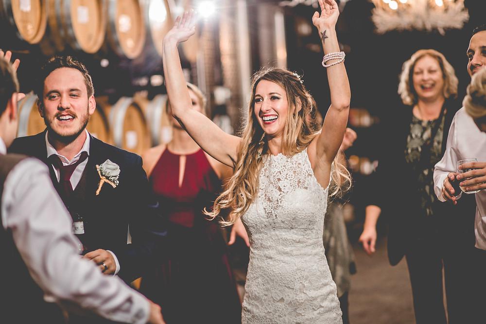 Big Cork Vinyards, Maryland Wedding Photographer