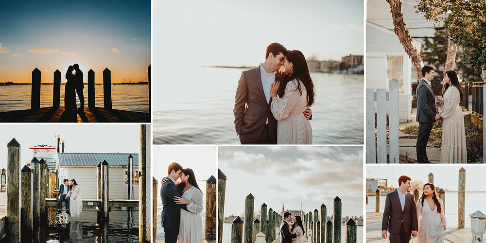 Annapolis Maryland Engagement Photography